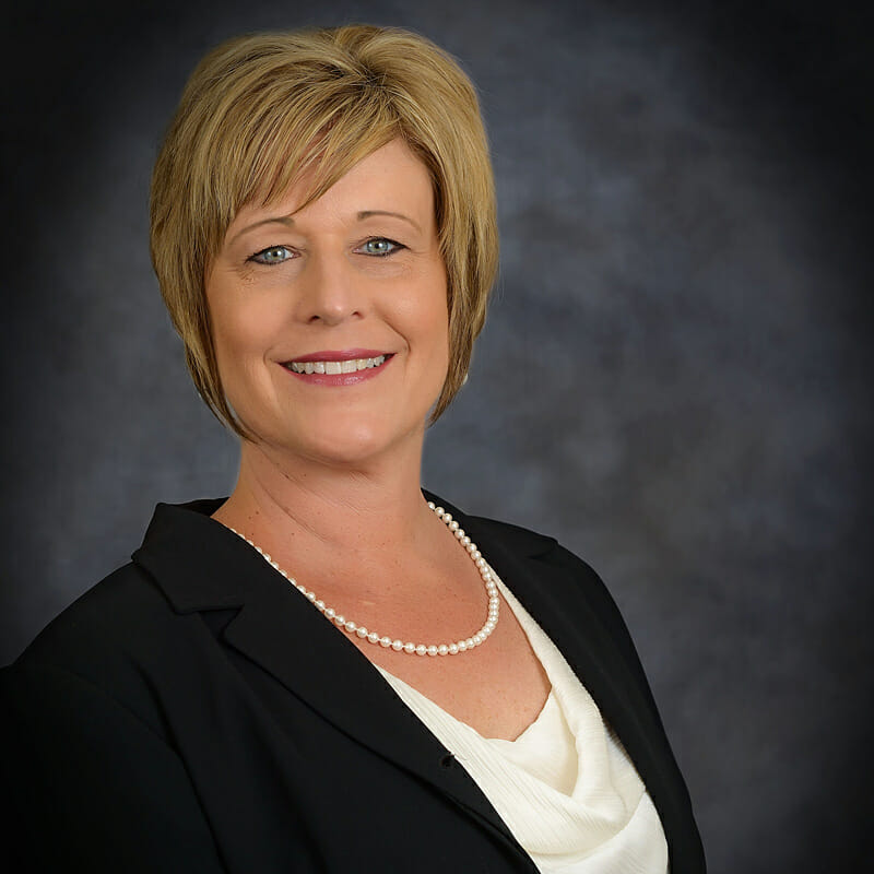 Pam Showers, Chief Operating Officer